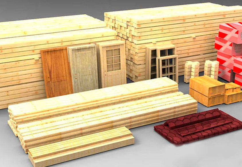 Домокомплекты каркасного дома