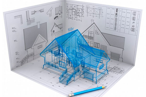 Инструкция по самостоятельному монтажу каркаса дома